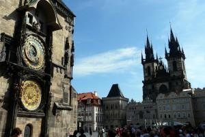 Vuelos a Praga desde Bogota.