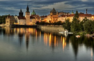 Vuelos a Praga desde Lanzarote