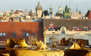 Vuelos a Praga desde Lima